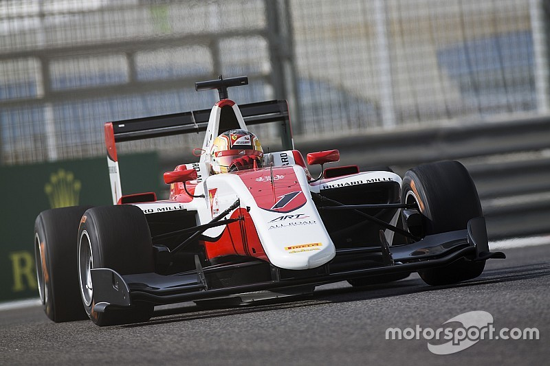GP3 Abu Dhabi: Albon kecelakaan, Leclerc raih titel meski gagal finis