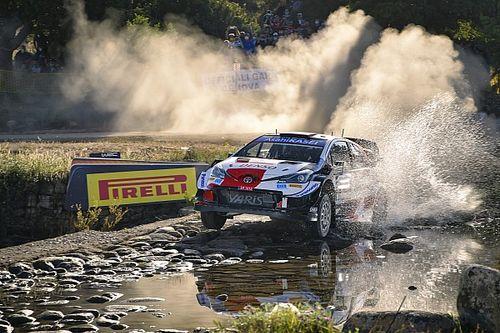 WRC собралась провести этап в США в 2022 году