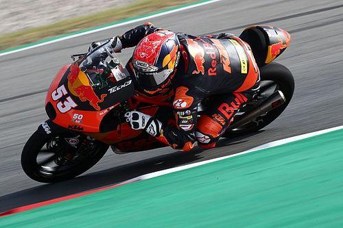 Moto3 Barselona sıralama turları: Rodrigo pole pozisyonunda, Deniz 12. oldu
