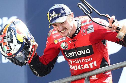 MotoGP: Miller supera tempo e dupla da casa para vitória na França; Márquez cai duas vezes