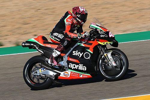 Aprilia Gresini RS-GP 2021 Meluncur Besok
