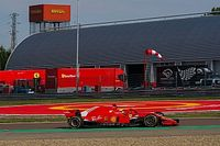 舒马赫、埃洛特、施瓦茨曼完成法拉利F1测试