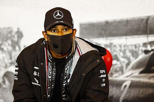 Wolff: pilotos da F1 que criticam Hamilton deveriam olhar para si próprios