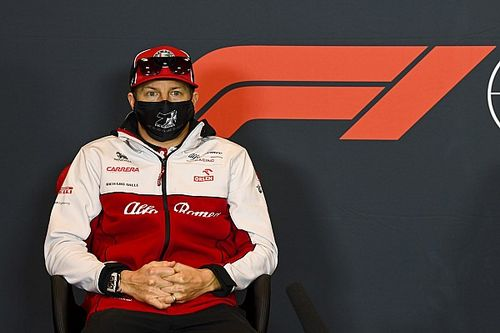 """Raikkonen: Decision to stay at Alfa """"not difficult"""""""