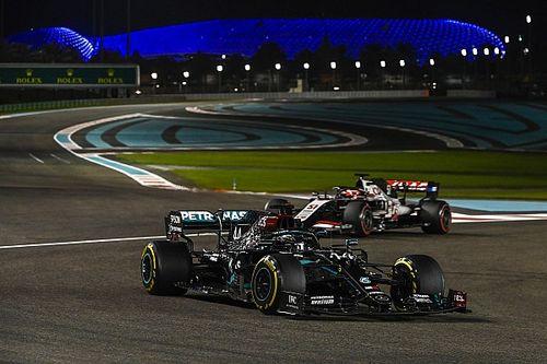Abu Dhabi past lay-out van F1-circuit aan om inhalen te bevorderen
