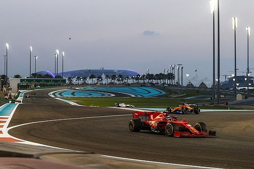 Le tracé du Grand Prix d'Abu Dhabi va être modifié