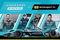 Jaguar bring fans inside Formula E with dedicated channel on Motorsport.tv