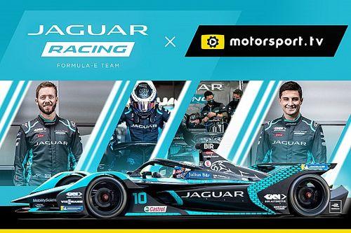 Jaguar te lleva dentro de la Formula E con un canal exclusivo en Motorsport.tv