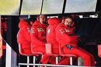 Ferrari hace cambios en su departamento de chasis
