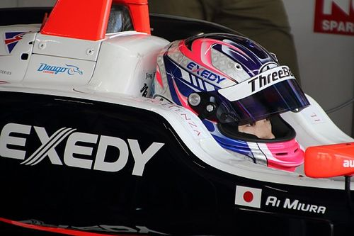 全日本F3が私を育ててくれた……三浦愛、感謝の気持ちを胸に2020年は次のステップへ