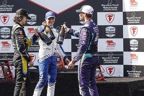 Palou, Grosjean thank Coyne for their first IndyCar chances
