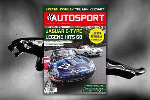 Magazine: Celebrating 60 years of the Jaguar E-Type