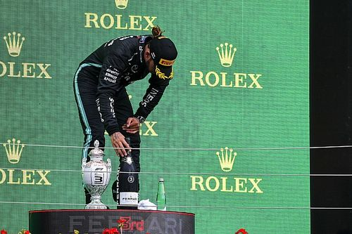 Hamilton suspects he may have long COVID after Hungary fatigue