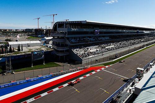 En vivo: El Gran Premio de Rusia de F1 2021 en Sochi