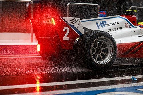 F2 Sochi: la lluvia pospone la carrera 1 del fin de semana