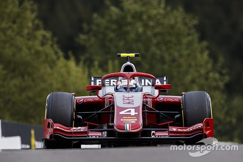 F2 Spa-Francorchamps: De Vries menang, Gelael naik dua posisi