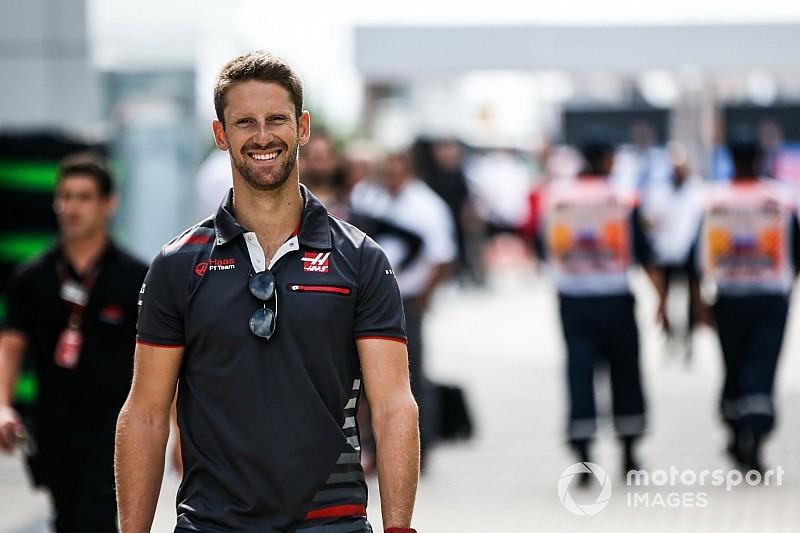Resmi: Haas , 2019'da Grosjean ve Magnussen'le yarışmaya devam edecek!