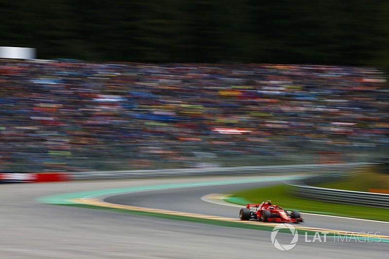 La F1 le quita el récord de vuelta en Spa a Porsche