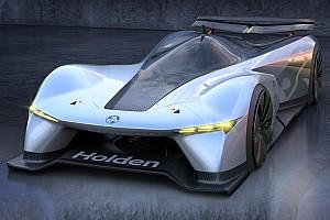Mobil konsep Holden miliki 1.000 tenaga kuda