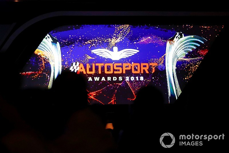 Les Autosport Awards ont couronné les stars des sports mécaniques