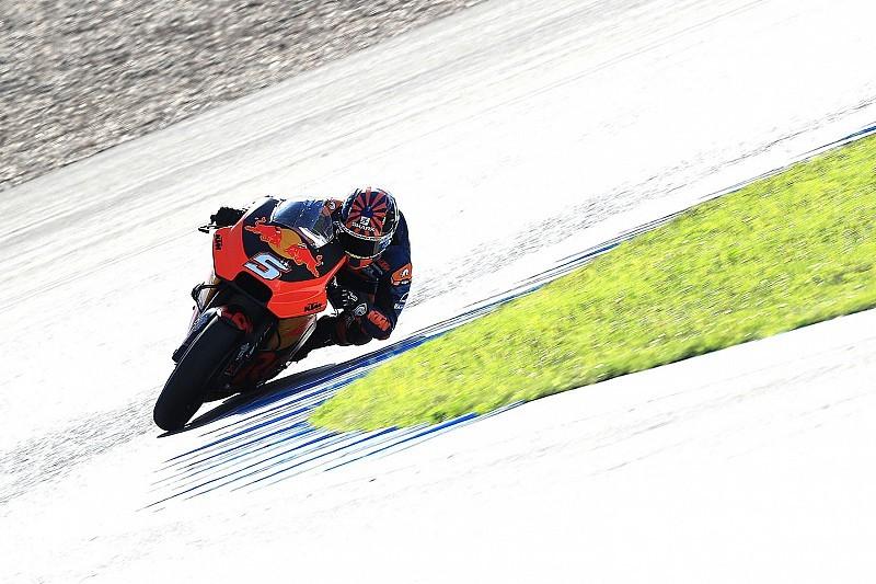 Johann Zarco über KTM-Fahrstil: