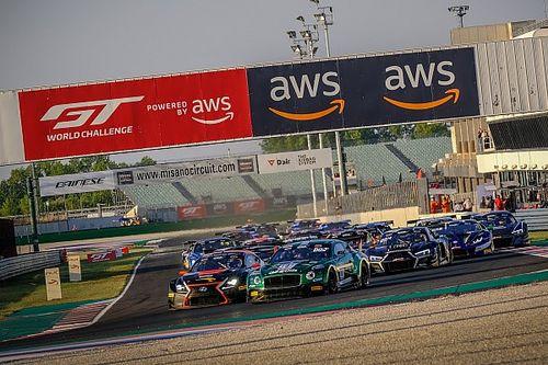 GTWC: Monza e Misano nel calendario provvisorio 2021 con 10 gare