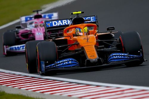 McLaren decide que no apelará en el caso Racing Point