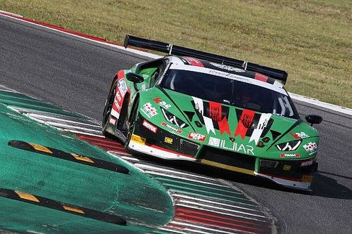 GT World: ad Imola c'è anche la Lamborghini di Imperiale Racing