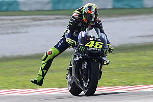 Valentino Rossi : 40 ans et 100'000 freinages