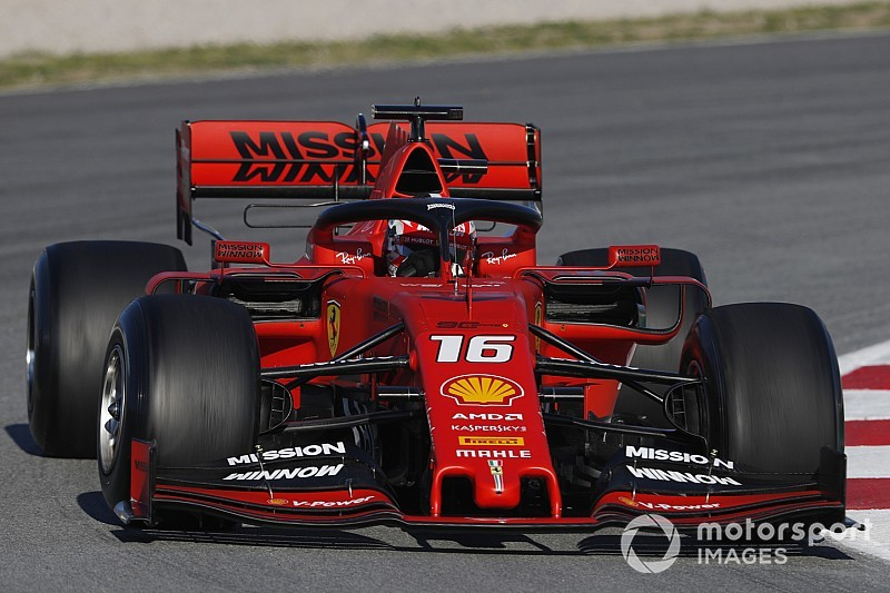 Ferrari: la SF90 riparata tornerà in pista con Leclerc prima di fine sessione