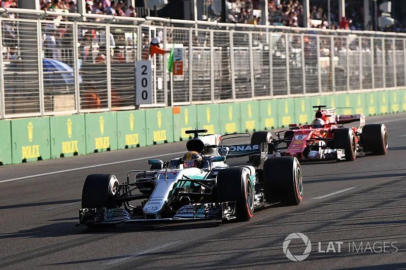 "Daniel Ricciardo: Vettels Manöver beim F1-Rennen in Baku ""dumm"""
