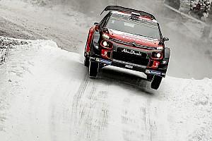 WRC Breaking news Citroen's poor start to 2017 down to
