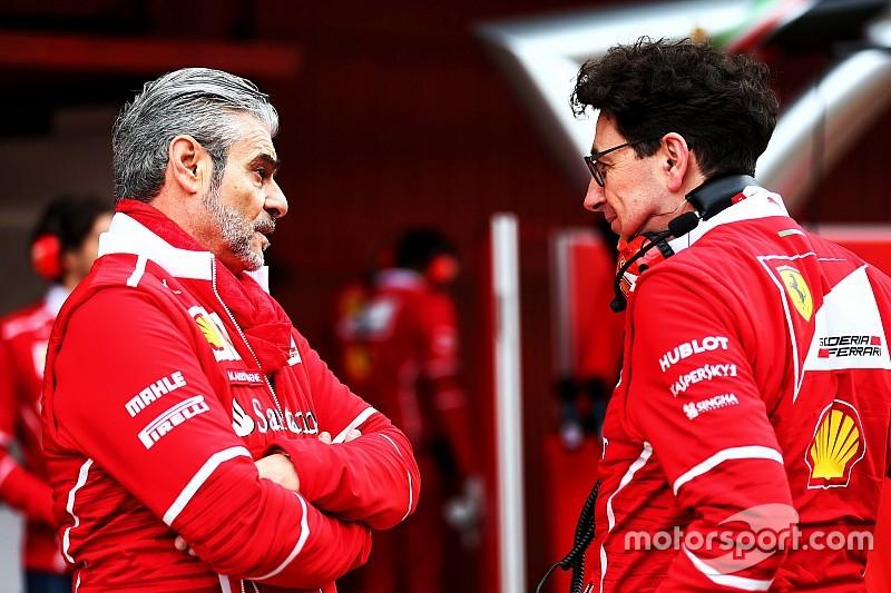 Арривабене: В Ferrari пожертвовали квалификацией ради гонки