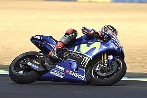 MotoGP Репортаж з практики Гран Прі Франції: Віньялес виграв четверту практику