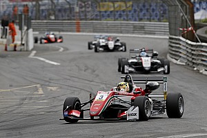 F3 Europe Race report Pau F3: Norris crash hands second victory to Gunther