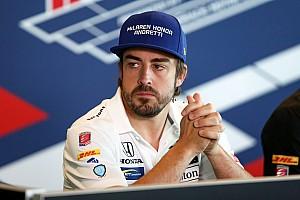 IndyCar Важливі новини Жіль де Ферран: Алонсо один з найкращих пілотів у світі