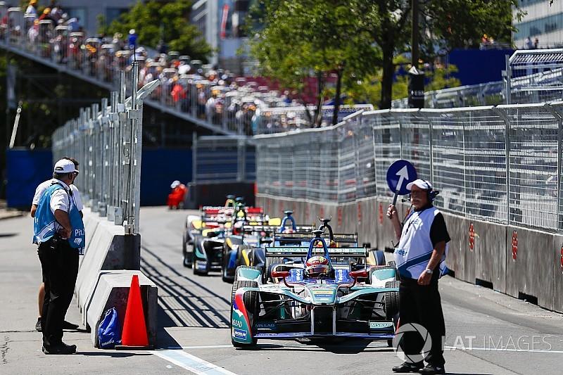 La Fórmula E no modificará su sistema de clasificación
