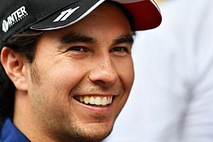 Formula 1 Breaking news Perez perpanjang kontrak dengan Force India
