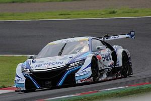 スーパーGT 速報ニュース 【スーパーGT】鈴鹿:終盤まさかのドラマ。EPSON NSX-GT10年ぶり優勝