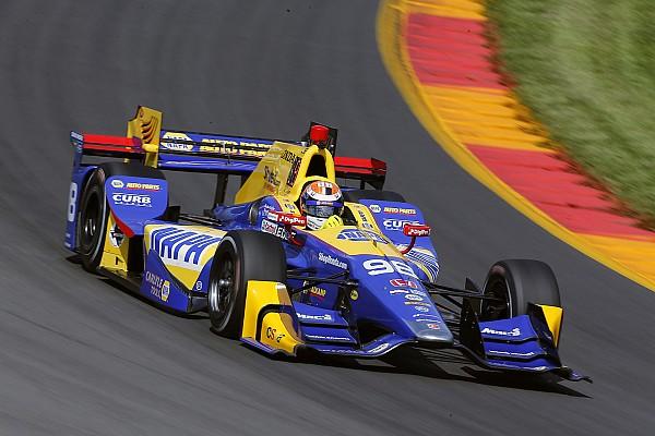 IndyCar Watkins Glen: 1. IndyCar-Pole für Alexander Rossi