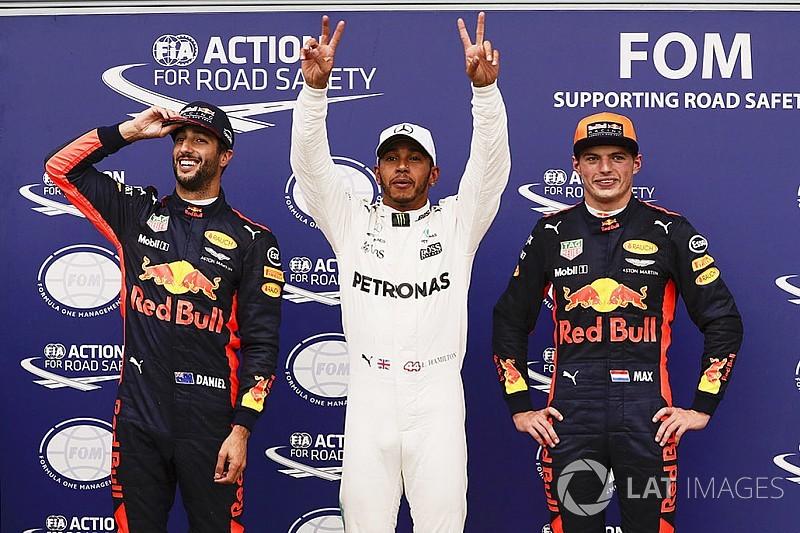 Гран Прі Італії: Хемілтон узяв рекордний 69-й поул у кар'єрі