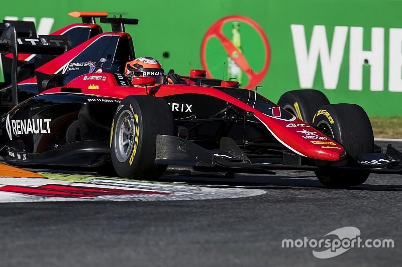 Aitken wil dat afgelaste GP3-race ingehaald wordt
