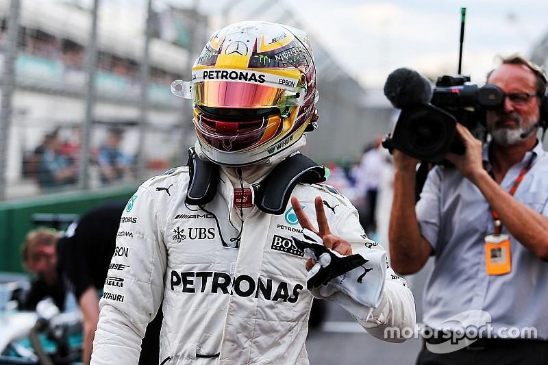 """Hamilton: """"Creo que la batalla va a estar apretada"""""""