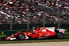 Raikkonen not downbeat despite missing out on podium