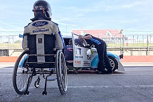 ALLGEMEINES News Nach Amputation: Billy Monger fährt erstmals wieder ein Rennauto