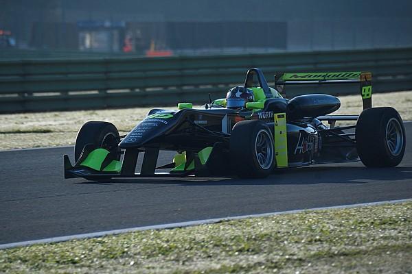 ALTRE MONOPOSTO Gara F2 Italian Trophy: Andrea Cola è il Re di Vallelunga in Gara 1