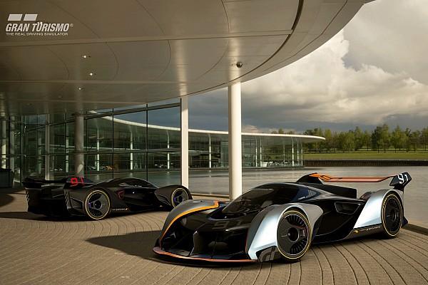 Videogiochi Ultime notizie La McLaren sbarca sulla PS4 con la Ultimate Vision Gran Turismo