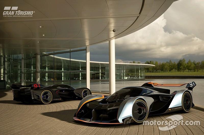 La McLaren sbarca sulla PS4 con la Ultimate Vision Gran Turismo