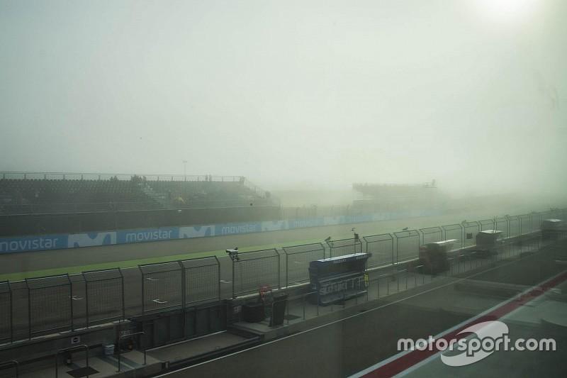 Aragon MotoGP schedule revised after fog delays