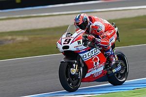 MotoGP Practice report MotoGP Belanda: Dominasi tim satelit, Petrucci pimpin FP1